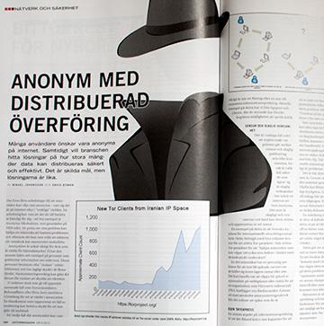 Distribuerad dataöverföring